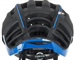casco blue back